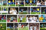 8 đội nào lọt vào tứ kết World Cup 2018?