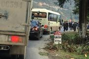 Vụ lật xe chở khách du lịch ở Sa Pa khiến nhiều người thương vong: Chưa rõ lái xe đi đâu