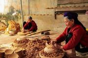 Vô xứ Nghệ ghé thăm làng nồi của những bàn tay tài hoa