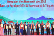 Tự hào Nông dân Việt: Gieo mầm, thức dậy vươn xa