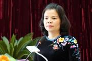 Nữ Chủ tịch UBND tỉnh đầu tiên của Bắc Ninh từng có 20 năm làm công tác Đoàn