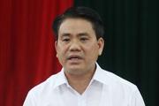 """Chủ tịch Hà Nội Nguyễn Đức Chung """"Không có chuyện bù giá mua nước sông Đuống"""""""