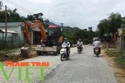 Mai Châu ưu tiên phát triển hạ tầng giao thông nông thôn