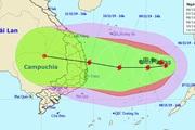 Nakri có thể là bão mạnh nhất từ đầu năm ở Biển Đông