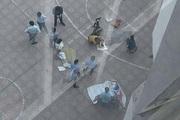 ĐH Kiến trúc Hà Nội: 1 người bị thương nặng do người từ trên tầng 13 rơi trúng
