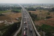 Trước Tết Dương lịch, đường gom vào cao tốc TP.HCM - Trung Lương sẽ hoạt động