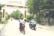 Bình Phú tiến đến xã nông thôn mới nâng cao