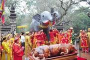 Lễ hội vùng châu thổ sông Hồng - vàng son nền văn minh lúa nước