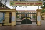 Xác minh thông tin thầy giáo bị tố dâm ô nhiều nam sinh ở Hà Nội