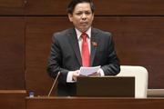 """""""Nóng"""" vấn đề BOT, dự án chậm tiến độ, đội vốn, Bộ trưởng Nguyễn Văn Thể nói gì"""
