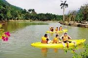 Du lịch sinh thái giúp Hòa Phú thay áo mới