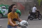 Hà Nội: Xe quét rác, hút bụi gây ô nhiễm môi trường nghiêm trọng khiến người đi đường bức xúc