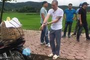 Công an thực nghiệm hiện trường vụ sát hại nữ sinh giao gà ở Điện Biên