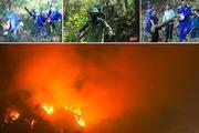 Toàn cảnh vụ cháy rừng chưa từng có ở Hà Tĩnh