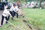 Hội Nông dân chung sức xây dựng vùng quê đáng sống