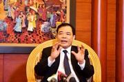 Bộ trưởng Nguyễn Xuân Cường: Tin tưởng một năm mới được mùa