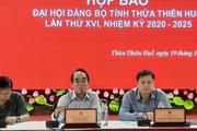 TT-Huế sẽ quyên góp hỗ trợ người dân bị thiệt hại do bão lụt tại Đại hội Đảng bộ tỉnh