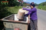 Tú Nang nỗ lực bảo vệ môi trường trong xây dựng nông thôn mới