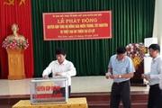 MTTQ huyện Mai Sơn: Quyên góp ủng hộ đồng bào vùng lũ miền Trung và Tây Nguyên