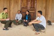Điện Biên: Không lơ là trong công tác bảo vệ rừng