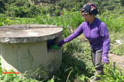 Yên Châu chung tay giữ gìn vệ sinh môi trường nông thôn