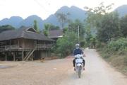 Niềm vui trên những con đường nông thôn mới ở Quỳnh Nhai