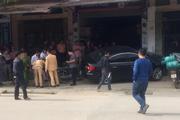 Thái Nguyên: Tài xế không bằng lái tông 2 cha con tử vong đã ra trình diện