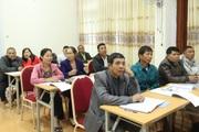 Sơn La: Tập huấn sản xuất rau an toàn và quy trình tưới nước tiết kiệm