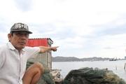 Bình Định: 6.000 cá chẽm giống được thả xuống đầm Thị Nại để tái tạo nguồn lợi thủy sản