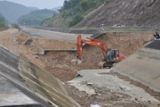Bộ NNPTNT thông tin về nguyên nhân xảy ra sự cố vỡ kênh Bắc sông Chu - Nam sông Mã