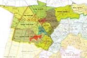 TP.HCM muốn chuyển 384 ha đất nông nghiệp ở Hóc Môn thành đô thị