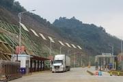 Dịch Covid- 19: Thông quan hàng hóa qua cửa khẩu Tân Thanh giảm mạnh