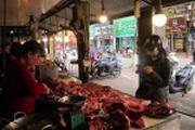 Nhập khẩu thịt lợn tăng 205% so với cùng kỳ năm 2019