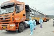 Quảng Ninh: Mở hơn 300 tờ khai XNK qua lối mở cầu phao tạm Km3+4