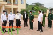 Tân Lạc tăng cường giải pháp phòng, chống dịch Covid-19