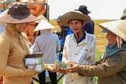 Nông nghiệp hữu cơ Quảng Trị- cho đất nở hoa: DN đồng hành cùng nông dân