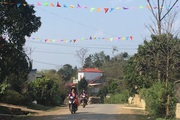 Nông thôn mới Sơn La: Niềm vui trên những con đường