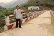 Nông thôn mới Sơn La: Lan tỏa phong trào hiến đất làm đường ở Tạ Bú