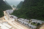 Tháo gỡ vướng mắc dự án đường bao biển nghìn tỷ Hạ Long – Cẩm Phả