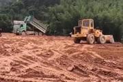 Hưng Yên tiếp tục xử lý loạt DN san lấp trái phép đất trồng lúa