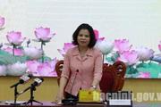 Vụ Tenma hối lộ 5,4 tỷ đồng: Chủ tịch UBND tỉnh Bắc Ninh làm việc với Công an, thuế, hải quan chỉ đạo làm rõ