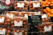 Vải thiều Bắc Giang vào siêu thị lớn của Thái Lan