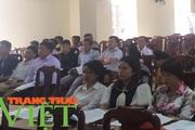 Hội Nông dân Sơn La: Tập huấn kỹ năng tuyên truyền miệng cho hội viên