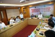 Bộ trưởng Bộ NNPTNT Nguyễn Xuân Cường đến thăm và làm việc với báo Nông thôn Ngày nay/Dân Việt