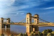 Lộ diện hình ảnh về cầu Trần Hưng Đạo kết nối 2 quận Hoàn Kiếm và Long Biên