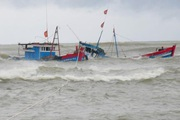 Tìm thấy thi thể bé 8 tuổi vụ thuyền bị tàu lạ đâm chìm giữa đêm