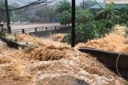 Tin mới nhất về lũ quét và sạt lở đất ở các tỉnh miền núi phía Bắc: Hà Giang, Tuyên Quang, Sơn La,...