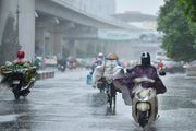 Từ 26/7 - 31/7, chính thức kết thúc đợt nắng nóng, Bắc Bộ có mưa diện rộng