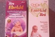 """Thực phẩm bảo vệ sức khoẻ Emekid Siro và Siro Ebekid bị """"tố"""" không đạt hàm lượng, Công ty CHC- Úc nói gì?"""