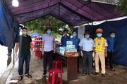 Quảng Nam: Hội nông dân Điện Bàn tiếp sức cho tuyến đầu phòng, chống dịch Covid-19